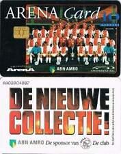 Arenakaart A028-01 10 gulden: Groepsfoto