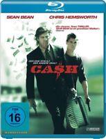 CASH-BLU-RAY DISC (  Sean Bean, Chris Hemsworth, Glenn Plummer)  BLU-RAY NEU