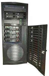 8-Bay Intel Xeon E5-2630 64GB RAM SuperMicro X10SRi-F 2 LSI MegaRAID SAS 9260-4i