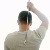 Portable Extendable Back Scratcher And Bear Claw Hand Massager Telescopic Relief