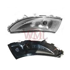 RENAULT CLIO MK4 2012->ONWARD LEFT SIDE WING/DOOR MIRROR INDICATOR LENS CLEAR..
