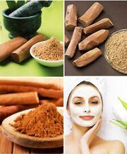 Natural White Sandalwood Powder / 100% Original Pure ORGANIC/ Acne Pimples -100g