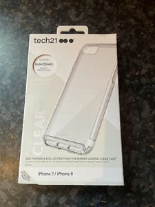 Tech 21 Pure Clear iphone Case.