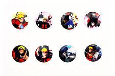 Naruto Shippuden Badges / Naruto, Sai, Sakura, Sasuke, Itachi, Kakashi