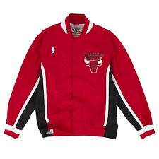 Мужские Chicago Bulls Mitchell & Ness красный 1992-93 Hwc аутентичные теплая куртка Nba