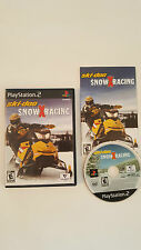 Ski-Doo : Snow X Racing (Sony Playstation 2, 2007)