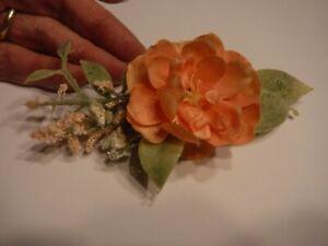 Floral Barrette
