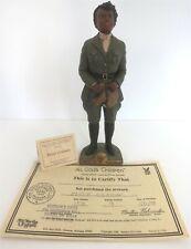 """All God'S Children 9.5"""" Bessie Coleman Figurine W/ Coa & Box"""