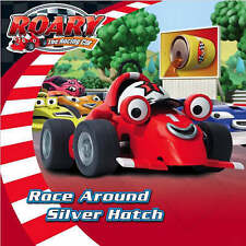 Roary the Racing Car - Race Around Silver Hatch, , New Book