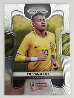 2018 Panini Prizm World Cup Soccer Neymar Jr. Base Prizm Card