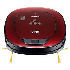 Aspiradoras LG color principal rojo sin bolsa