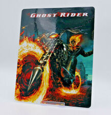 GHOST RIDER - Bluray Steelbook Magnet Cover (NOT LENTICULAR)
