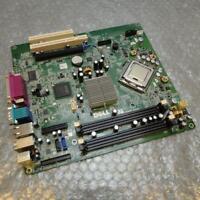 Dell 200DY 0200DY OptiPlex Prise 775 Carte Mère Avec E8400 SLB9J Duo Processeur