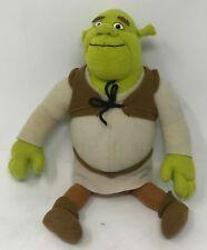 "2004 Nanco Shrek 2 Plush Stuffed Animal 14"" Excellent"