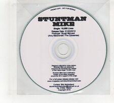 (GV417) Stuntman Mike, 10,000 Lives - 2010 DJ CD