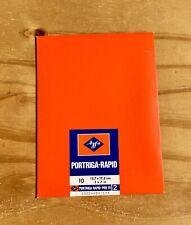 Agfa-Gevaert Portriga Rapid Prn 111-2 Double Weight Paper Sz. 5x7 - New (Nos)