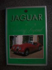 JAGUAR  THE ENDURING LEGEND BY NICKY WRIGHT,RARE BOOK