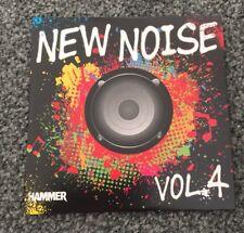 NEW NOISE VOL 4 CD METAL HAMMER PROMO