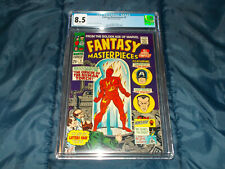 Fantasy Masterpieces #9 CGC 8.5 VF+ (Marvel - 06/67) Beautiful Cover!
