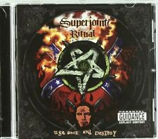 Superjoint Ritual - Use Once and Destroy [CD]