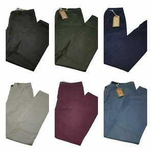 Ex Fat Face ST Ives Chinos Trousers Ladies 6 8 10 12 14 16 18 20 NEW Mix Colours