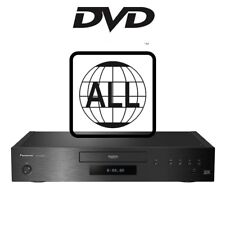 Panasonic DP-UB9000EBK 4K Ultra HD Blu-ray Player MultiRegion for DVD