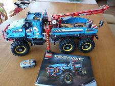 Lego Technik Technic 42070 - Allrad-Abschleppwagen
