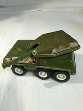 Vintage Buddy L, Hq 4920 Tank Used Condition Not Perfect