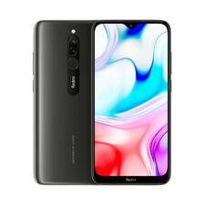 "Smartphone Xiaomi Redmi 8 Onix Black Nero 6.22"" 4gb/64gb Dual Sim Version.Global"