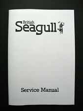 SEAGULL OUTBOARD MOTOR SERVICE MANUAL Seagull Outboard Motor Workshop Manual