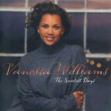 VANESSA WILLIAMS - The Sweetest Days (CD 1994) USA Import EXC
