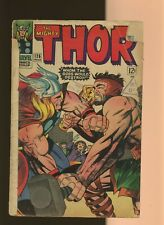 Thor 126 FR/GD 1.5 * 1 Book * 1st Issue Continues From Journey Into Mystery 125!