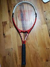 Wilson Federer Tennis Racket 4 3/8 Grip Power Strings Racquet