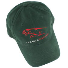 Jaguar Green Racing Cap Hat NEW JR001