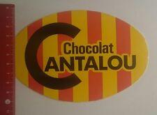 Autocollant/sticker: CHOCOLAT Cantalou (151216179)