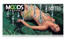 MOODS DOTTED CONDOM (10 PCS)