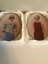 Princess Diana: Queen Of Our Hearts Complete Set Of 14 Collector Plates