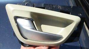 03-10 Volvo XC90 OAK DRIVERS Side Interior Door Handle Front / Rear LH OEM