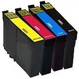 EPSON T1295 Multipack Ahorro 4 colores (bk/c/m/y) COMPATIBLE