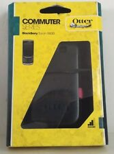 Otterbox BlackBerry Torch 9800/Commuter Series Case, Black/Pink