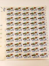 US 1980 Olympics Airmail Sheet of 50 $0.31 cent stamp sheet unused MNH