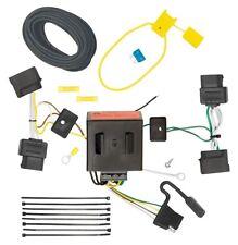 Trailer Wiring Harness Kit For 08-14 Ford E-150 E-250 Econoline E-350 Super Duty