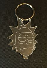 "Rick And Morty ""Rick"" Keyring/Bag Charm/Lanyard/Keychain/Gift"