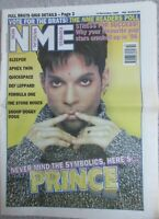 NEW MUSICAL EXPRESS 14 DECEMBER 1996 PRINCE STONE ROSES APHEX TWIN