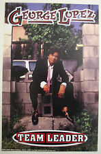 "George Lopez Team Leader 11 x 17"" Poster Comic Television Star"
