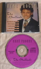 pop RENE FROGER The ballads CD 14 tr 1995