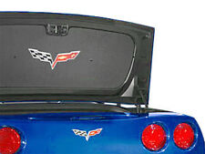 2005-2007 Chevrolet Corvette C6 Deck Lid Trim Panel Ebony GM 12499967