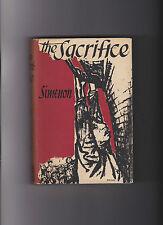GEORGES SIMENON.THE SACRIFICE.IST ED. U.K.1956.NICE COPY!