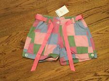 NWT Bella Bliss plaid shorts size 10