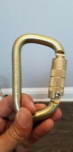 Carabiner 40kN EN362 HEAVY DUTY STEEL 10 PER PURCHASE